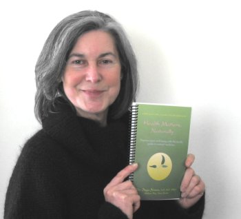Dr. Inga Nomm's book: Health Matters, Naturally -- a family guide to natural medicine